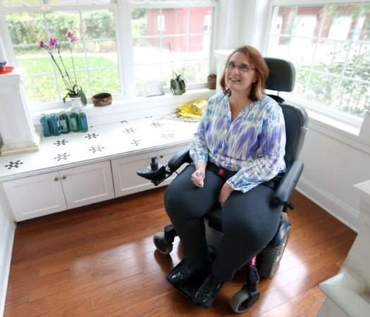 disabled homeowner