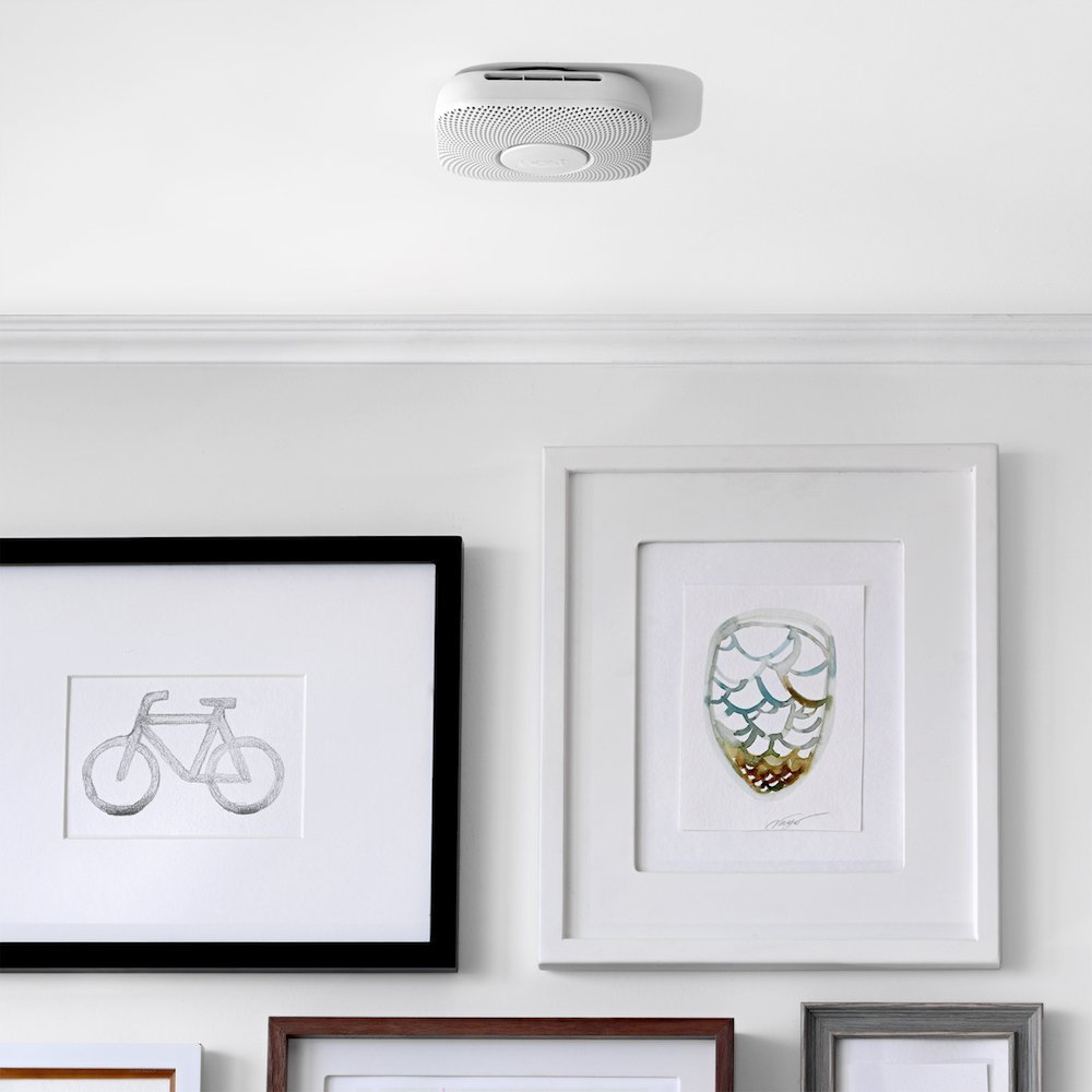 Nest Protect smoke & carbon monoxide alarm, Battery (2nd gen)
