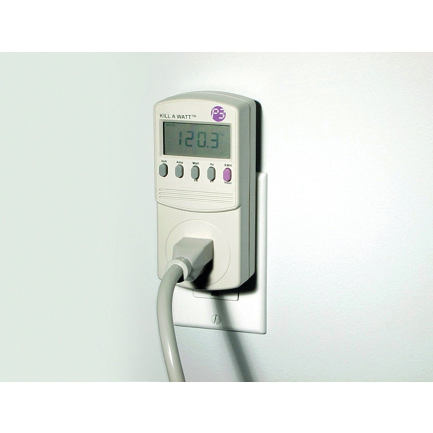 P3 P3IP4400, Kill A Watt Electricity Usage Monitor