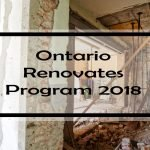 Ontario Renovates Program: Ultimate Guide for Ontario Homeowners